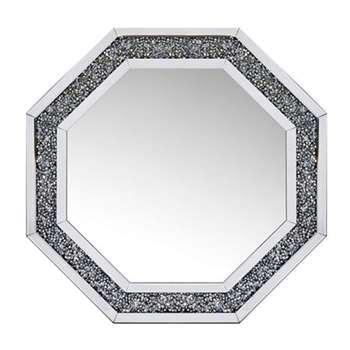 Mocka Hexagon Mirror (H50 x W50cm)