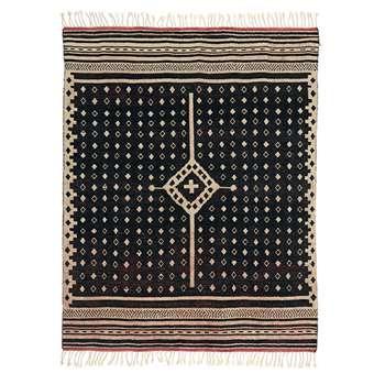 Mombasa Rug - Black (244 x 305cm)