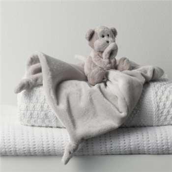 Monkey Comforter (25 x 25cm)