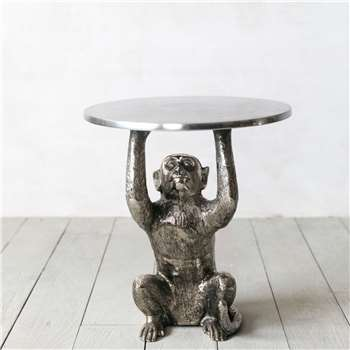 Monkey Side Table (H48.5 x W44 x D44cm)
