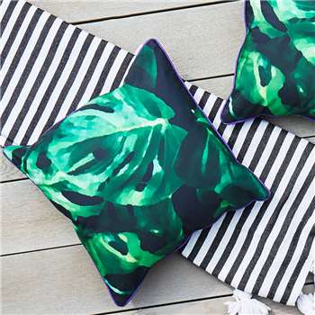 Monstera Leaf Outdoor Cushion (H50 x W50cm)