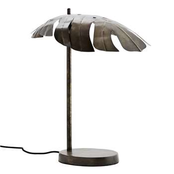 Monstera Leaf Table Lamp (H54 x W45 x D40cm)