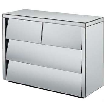 Monte Carlo Chest of Drawers (H80 x W100 x D40cm)