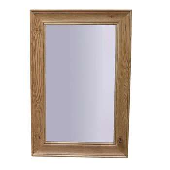 Monterey Oak Mirror (150 x 100cm)