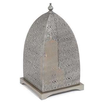 Moorish Iron Windlight Large (62 x 32cm)