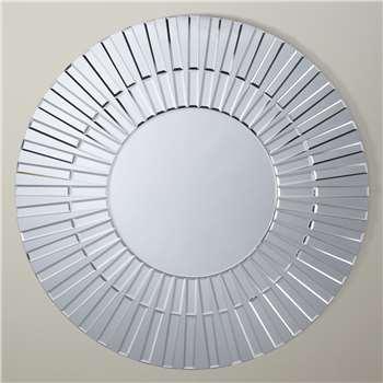 Morello Mirror (Diameter 80cm)