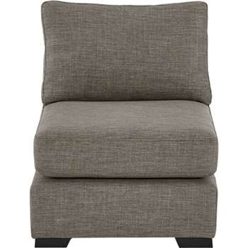 Mortimer Modular Chair, Chalk Grey (70 x 96cm)