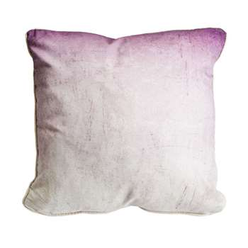Mulberry Ombre Cushion (H50 x W50cm)