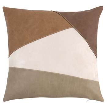 Multicoloured Cushion Cover (H40 x W40cm)
