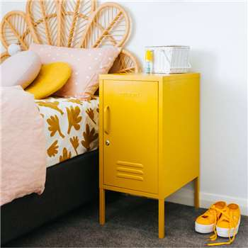 Mustard - The Shorty Small Locker (H72 x W35 x D46cm)
