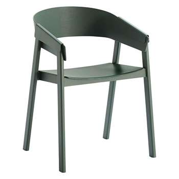 Muuto - Cover Chair - Green (76 x 56.5cm)