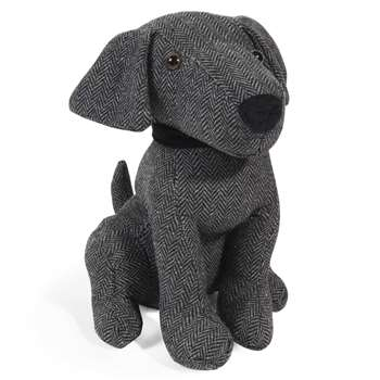 MYLO Fabric Dog Doorstop (H28 x W21 x D16cm)