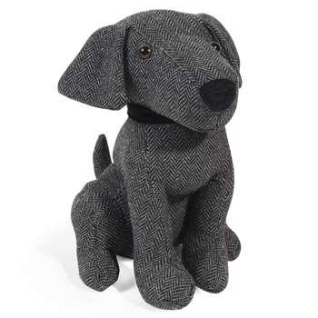 MYLO fabric dog doorstop (H 28cm)