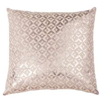 NAME Printed Taupe Cushion Cover (H40 x W40cm)