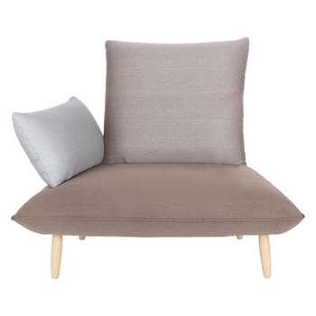 Naoko Natural Armchair