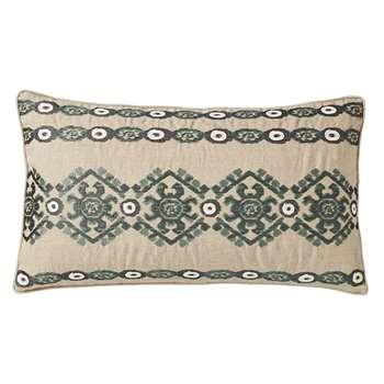 Nazar Cushion Cover, Small - Multi (35 x 60cm)