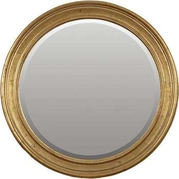 Neptune Fleming Round Mirror Small (Diameter 64cm)