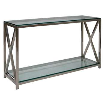 Neptune Manhattan Console Table (H71.4 x W130 x D40cm)