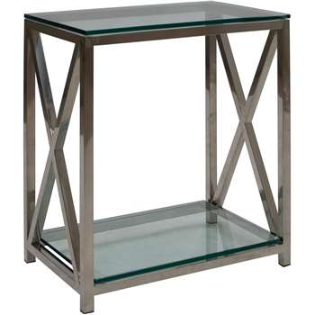 Neptune Manhattan Console Table (H71.4 x W60 x D40cm)