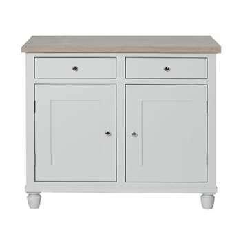 Neptune Suffolk 4ft Sideboard With Drawers (H87 x W122 x D49cm)