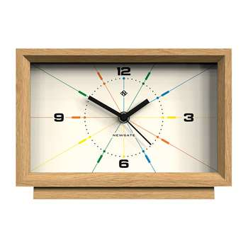 Newgate Clocks - Hollywood Hills Clock (H17.5 x W25 x D9cm)