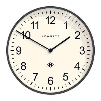 Newgate Clocks - Professor Wall Clock - Moonstone Grey (Diameter 60cm)