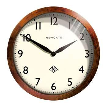 Newgate Clocks - The Billingsgate Wall Clock - Large (H60 x W60 x D13cm)