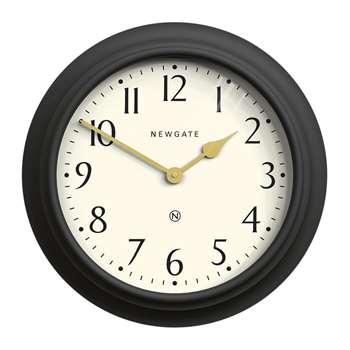 Newgate Clocks - Westhampton Wall Clock - Gravity Grey (H50 x W50 x D6.5cm)