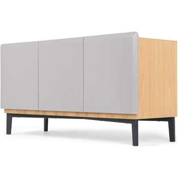 Nia Sideboard, Oak (68 x 133cm)