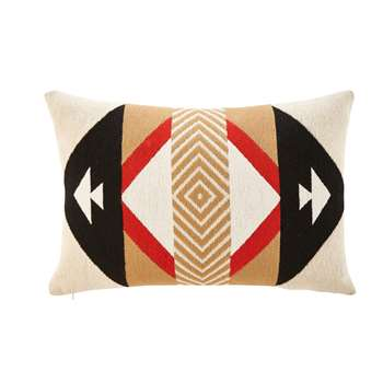 NIAMEY Outdoor Cushion with Graphic Motifs (40 x 60cm)