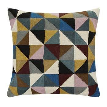 Niki Jones - Harlequin Cushion - (50 x 50cm)