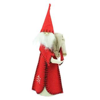 Nordic Santa Christmas Tree Topper (28 x 6.5cm)