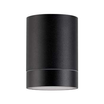 Nordlux Tin Maxi Outdoor Wall Light, Black (H10 x W7.5 x D12cm)