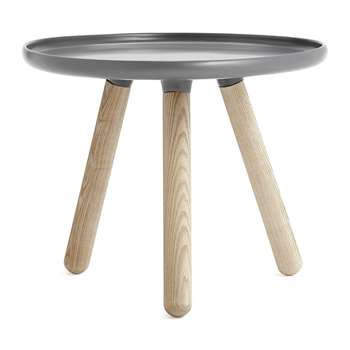 Normann Copenhagen - Tablo Table - Grey - Small (42 x 50cm)