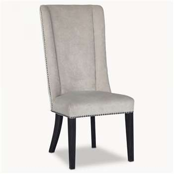 Norton Platinum Dining Chair (113 x 51cm)