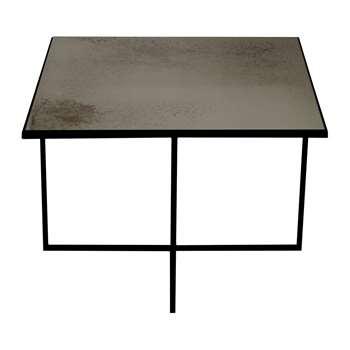 Notre Monde - Surface Square Coffee Table - Bronze (H42 x W60 x D60cm)