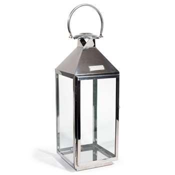 NOUVEL HÉRITAGE Metal Lantern (50 x 19cm)