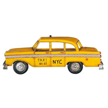NY Yellow Taxi (H33 x W90 x D12cm)