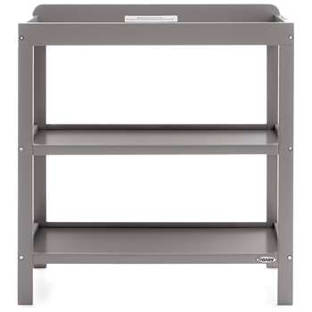 Obaby Open Changing Unit - Taupe Grey (86 x 80cm)