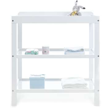 Obaby Open Changing Unit - White (85.5 x 80cm)