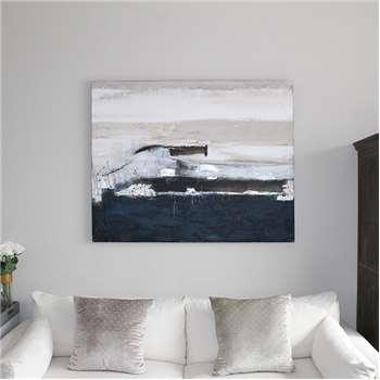 Ocean Acrylic On Canvas (H120 x W150cm)