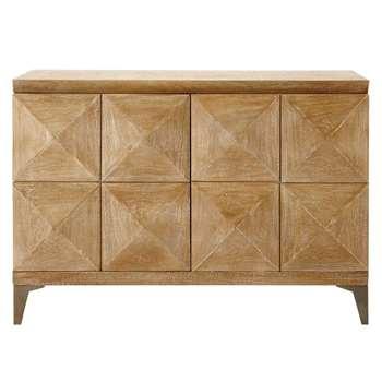 OCTO Mango wood sideboard (70 x 102cm)