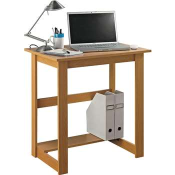 Office Desk - Beech Effect (72 x 70.5cm)