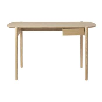 OKINAWA - Vintage 1-Drawer Desk (H76 x W130 x D69.5cm)