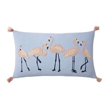 Olivier Desforges - Gambettes Cushion Cover (H30 x W50cm)