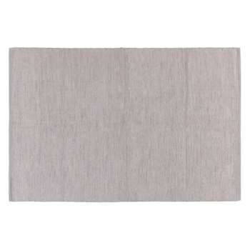 OMBRE Grey Cotton Rug (120 x 180cm)
