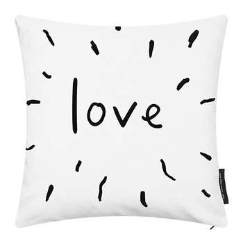 One Nine Eight Five - Love Cushion (H40 x W40cm)