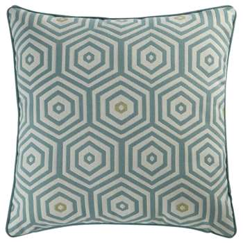 ORIGA blue cushion (45 x 45cm)