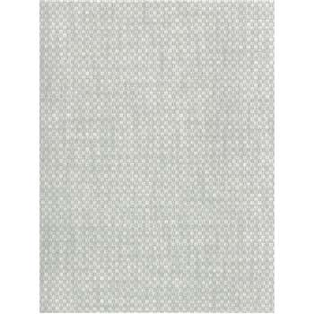 Osborne & Little Cordovan Wallpaper - Silver W6345-04