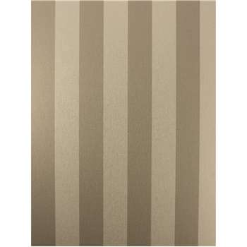 Osborne & Little Metallico Stripe Wallpaper, W6903-03